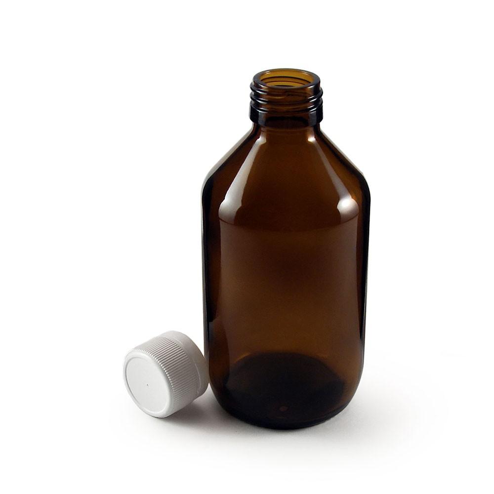 Astaxanthin und Lachsöl Flasche