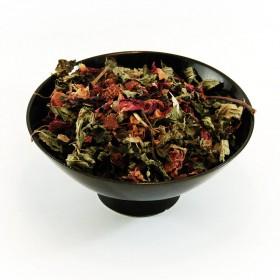 Kräuterbine's SPECKWEG - Tee bei Gewichtsirritationen