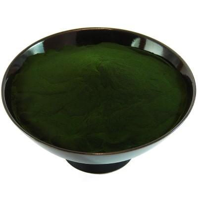 Chlorella-Alge gemahlen, Bio